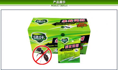 焦作杀蚁饵剂